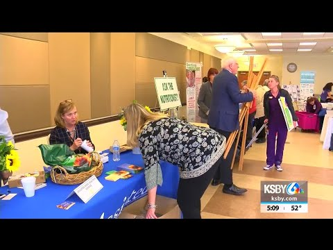 Free health expo offers seniors resources, screenings in Lompoc