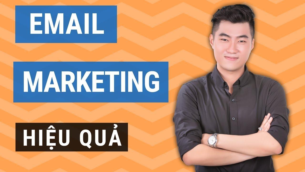Email Marketing là gì ? Sử dụng Email Marketing hiệu quả