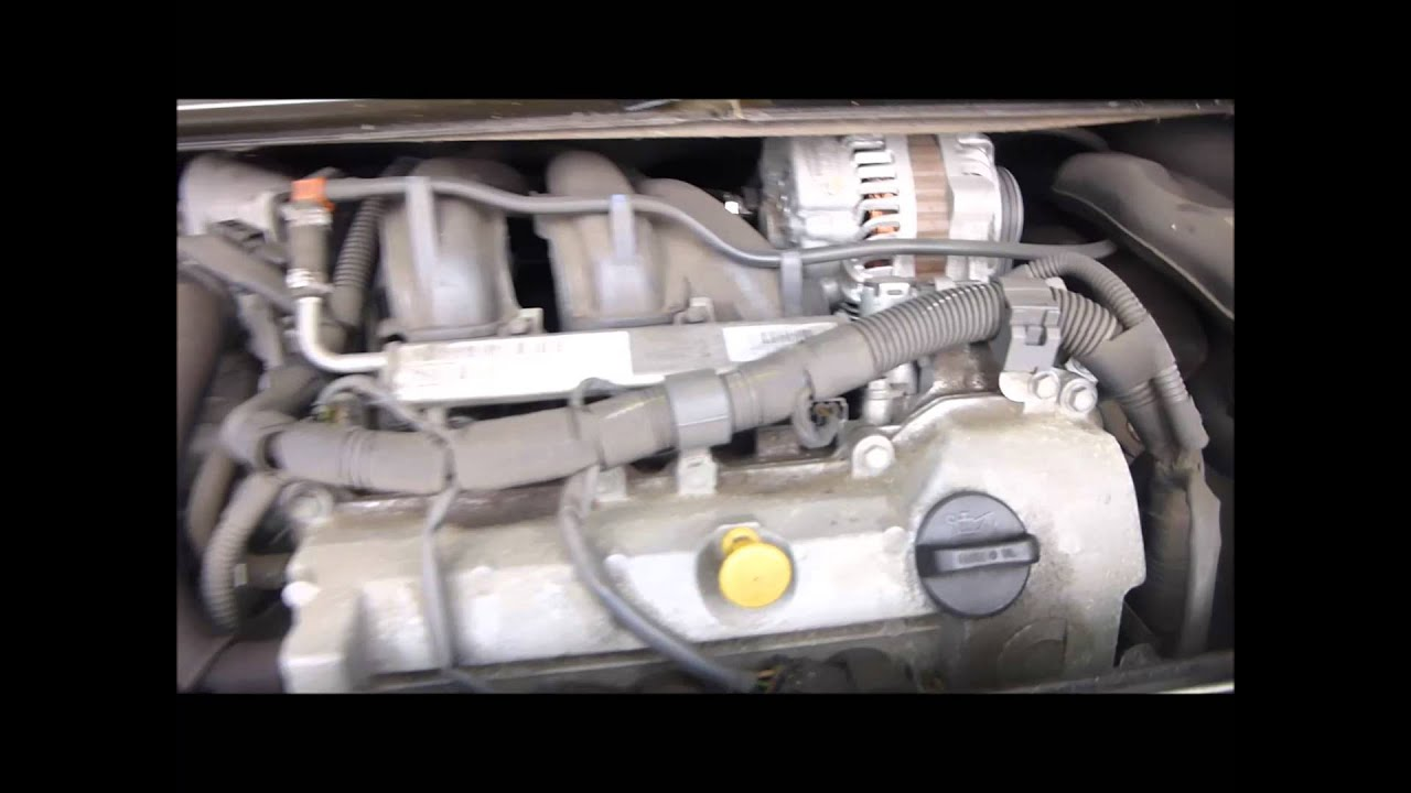 2010 Smart Fortwo 1 0 Engine Youtube