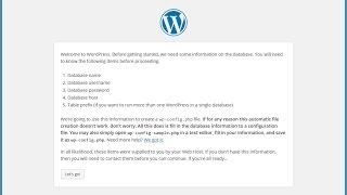 Installation de WordPress sous Ubuntu Server (Open-SSH,  PuTTY, LAMP, Webmin) by Tech & PLUS