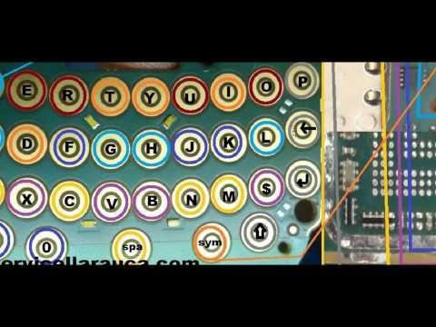 cursos 8520 clase 7 teclado
