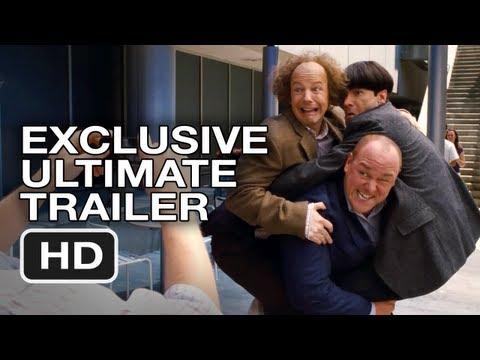 The Three Stooges Ultimate   Super Bonk! 2012 HD Movie