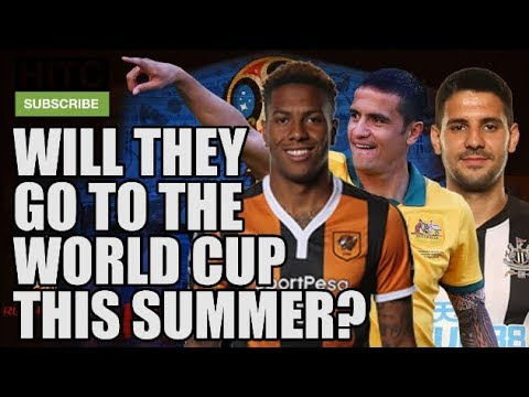 27 Championship Players Who Might Go To The World Cup This Summer