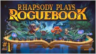 Full Release | Rhapsody Plays Roguebook - Episode 1