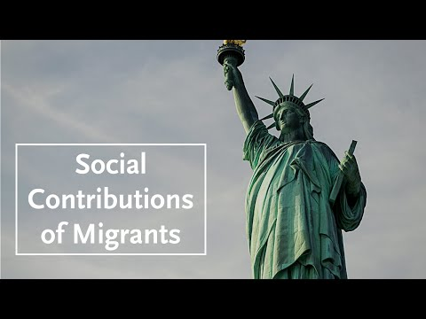 Contributions of Migrants to Development and Social Innovation - Part 4