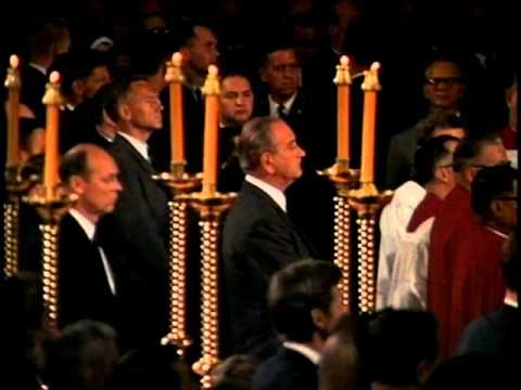 """Robert Kennedy Funeral"" (1968) - YouTube"