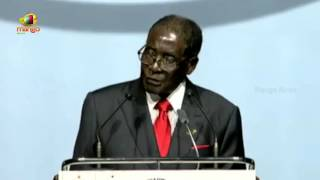 Robert Gabriel Mugabe Full Speech | President of African Union | India-Africa Forum Summit 2015