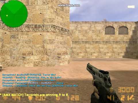 Deagle action OS