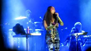 erykah badu live in wroclaw 2011 love of my life