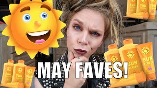 MAY FAVES '17! #skunscreen