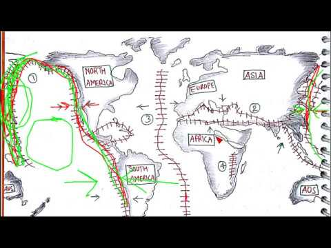 GLOBAL DISTRIBUTION OF EARTHQUAKES AND ITS CAUSE, LESSON 47, GEOGRAPHY