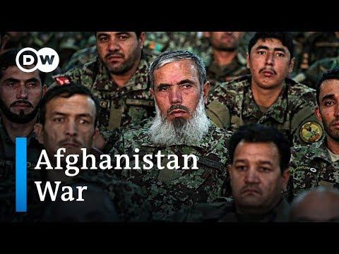 Afghanistan peace talks: