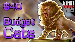 Super Budget Cats - Modern Selesnya Deck Tech ($40)