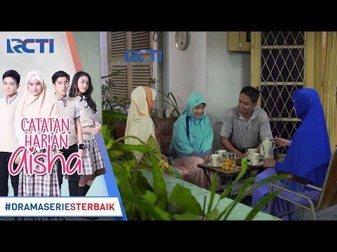 CATATAN HARIAN AISHA - Kehangatan Keluarga Aisha [9 Januari 2018]