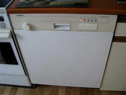 Spülmaschine siemens lady plus