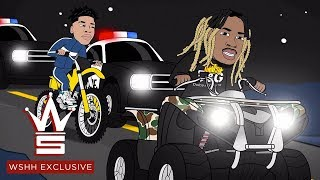 """Cdot Honcho - """"Warning"""" feat. NLE Choppa (Official Music Video - WSHH Exclusive)"""