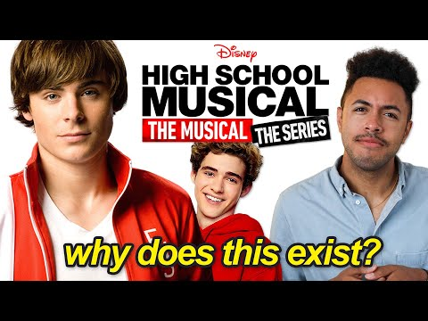 There's A New High School Musical And It's Very Weird