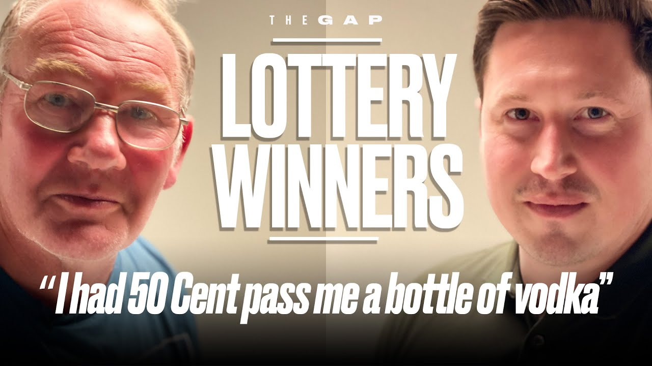 Old Lottery Winner Meets Young Lottery Winner | The Gap | LADbible