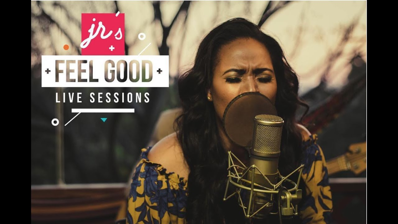 BUCIE: FEEL GOOD LIVE SESSIONS