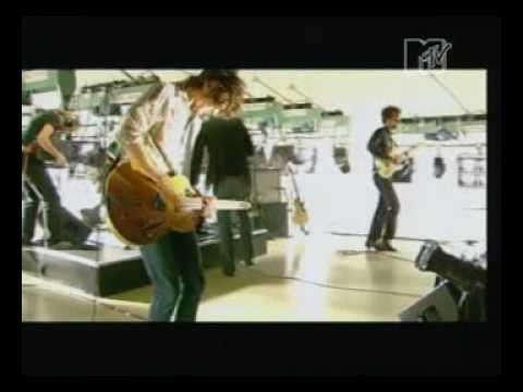 The Strokes - Last Nite Live on MTV 2002 (HQ)