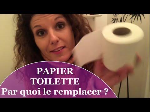 ☯ Par quoi remplacer le papier toilette ☯