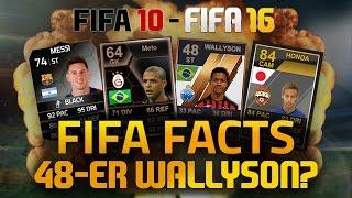 FELIPE MELO als TORWART?! 48-er WALLYSON? | FIFA FACTS