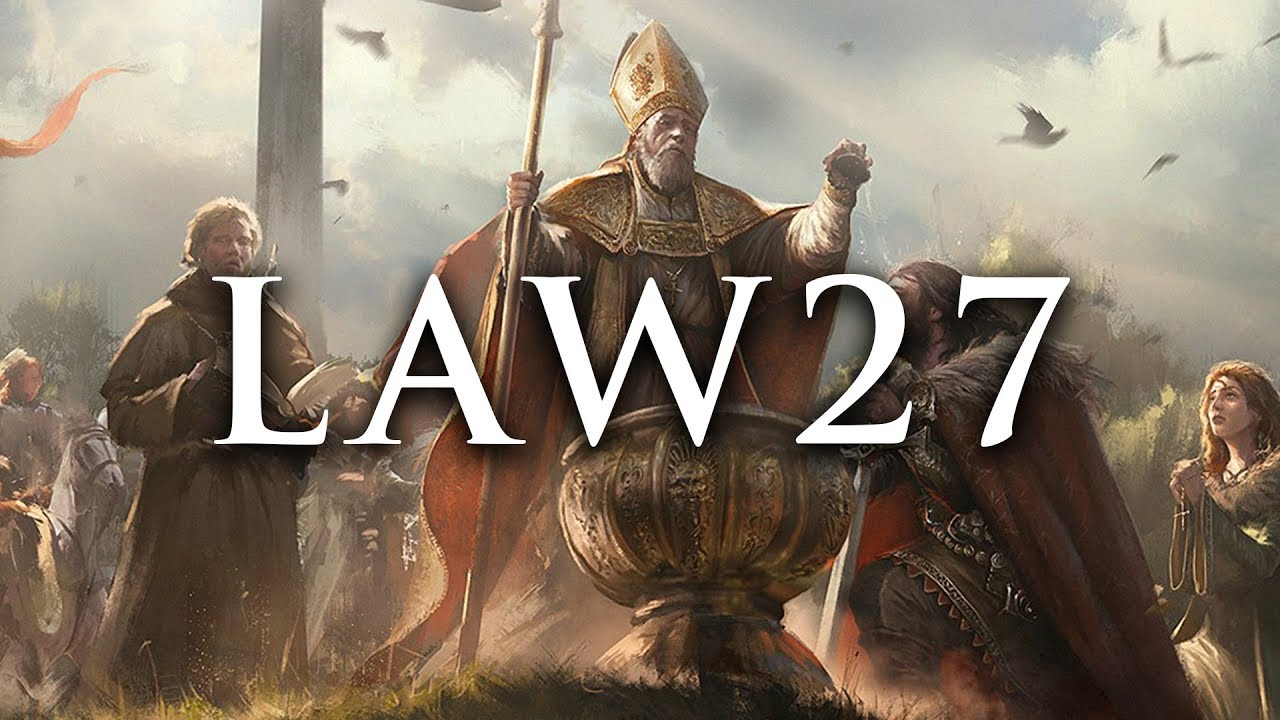 Download LAW 27 CREATE A CULTLIKE FOLLOWING   48 LAWS OF POWER VISUAL BOOK SUMMARY (ROBERT GREENE)