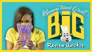 BANANA ISLAND GHOST Review Quickie