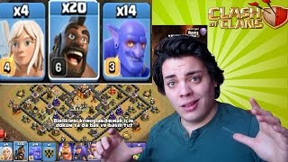 Clash of Clans Battle of Friendly Clans with HogRider Activity