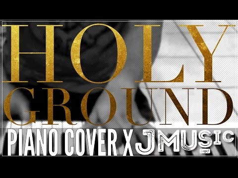PASSION HOLY GROUND - PIANO COVER + LOOP