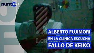 Video: Video hace dudar de la supuesta enfermedad de Fujimori