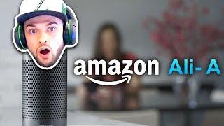 Amazon Echo: Ali-A Edition (Introducing Amazon Ali-A)