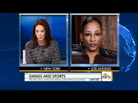 Protecting Athletes From Gang Violence