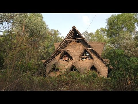 Free Forest Family - A Documentary On Sadhana Forest In Auroville, India