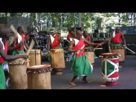 The Drummers of Burundi - AFH127