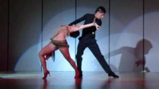 Steven Correa and Kathy Reyes LA bachata Festival  2011-Toby Love and Nueva Era