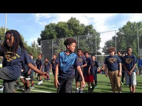 Jimmy Lee Football Camp 2017