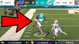 THE PLAY OF THE SEASON! Madden 20 Online Franchise Gameplay
