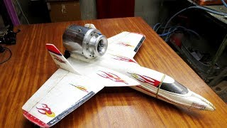 Funjet VS Turbo jet engine