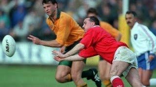 Munster Rugby vs Australia 1992