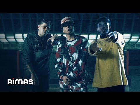 Big Soto x De La Ghetto x Alvaro Díaz - Grosero Remix ( Video Oficial )