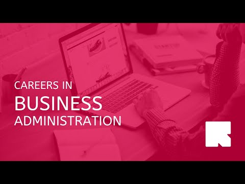 What Jobs Can You Get With a Business Administration Diploma