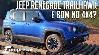 Jeep Renegade Trailhawk É Bom No 4x4?
