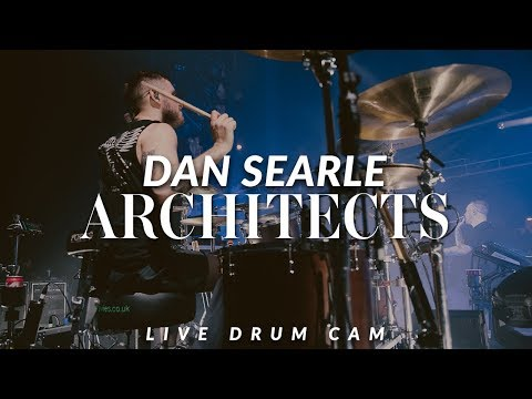Dan Searle of Architects (Doomsday - Drum Cam)