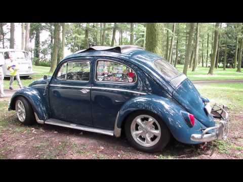 volkswagen beetle ragtop @ blehen 2014