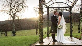 Carrie & Keith | Wedding Film | Pittodrie House Hotel | Aberdeenshire | Scotland