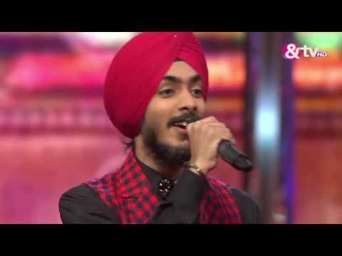 Jaskaran Singh & Divyansh Verma - Slow Motion Angreza | Battle Round | The Voice India 2