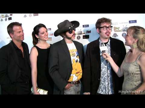 Murder Squad Red Carpet  at the Stay Tuned TV 2010 Awards