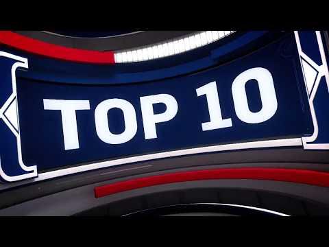 NBA Top 10 Plays of the Night   November 4, 2019