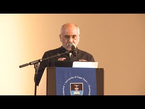 Emeritus Professor Crain Soudien urges alumni to reflect on student protests